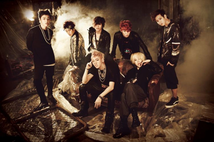 BLOCK-B kpop hip hop dance r-b k-pop pop block wallpaper