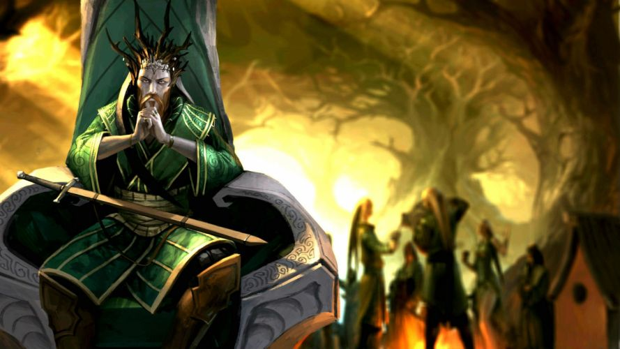 ENDLESS LEGEND strategy fantasy 4-X warrior fighting wallpaper