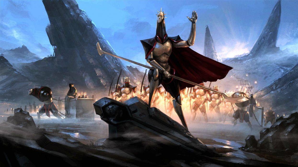 ENDLESS LEGEND strategy fantasy 4-X warrior fighting wallpaper