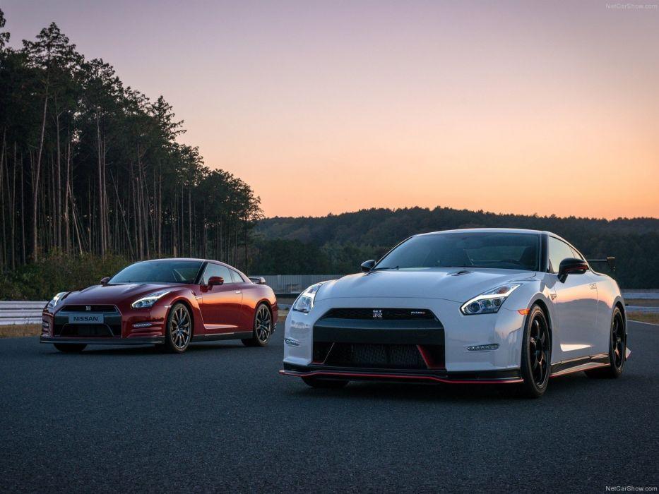 2015 gt r nismo Nissan Supercar cars coupe japan godzilla wallpaper