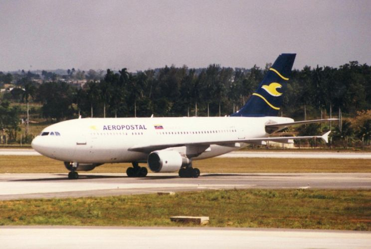 a310 airbus aircrafts airliner airplane plane transport wallpaper