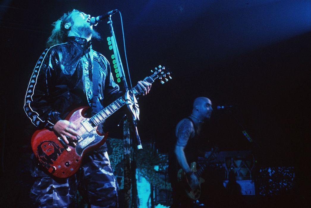 SOULFLY groove metal thrash heavy death guitar wallpaper
