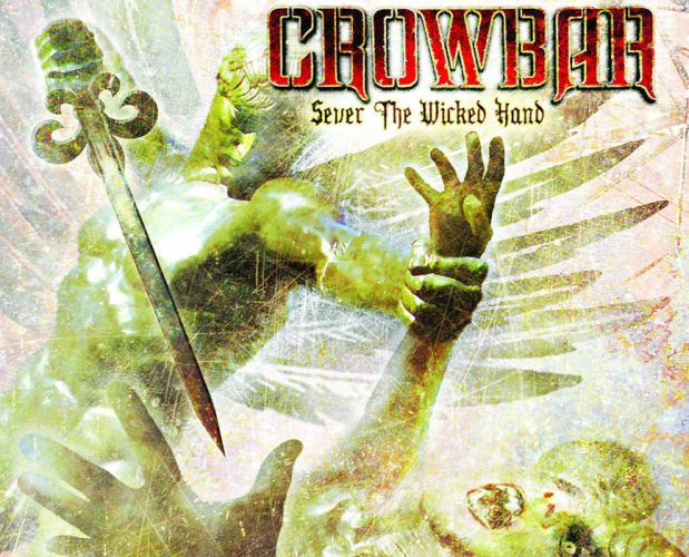 CROWBAR sludge metal heavy doom dark demon wallpaper