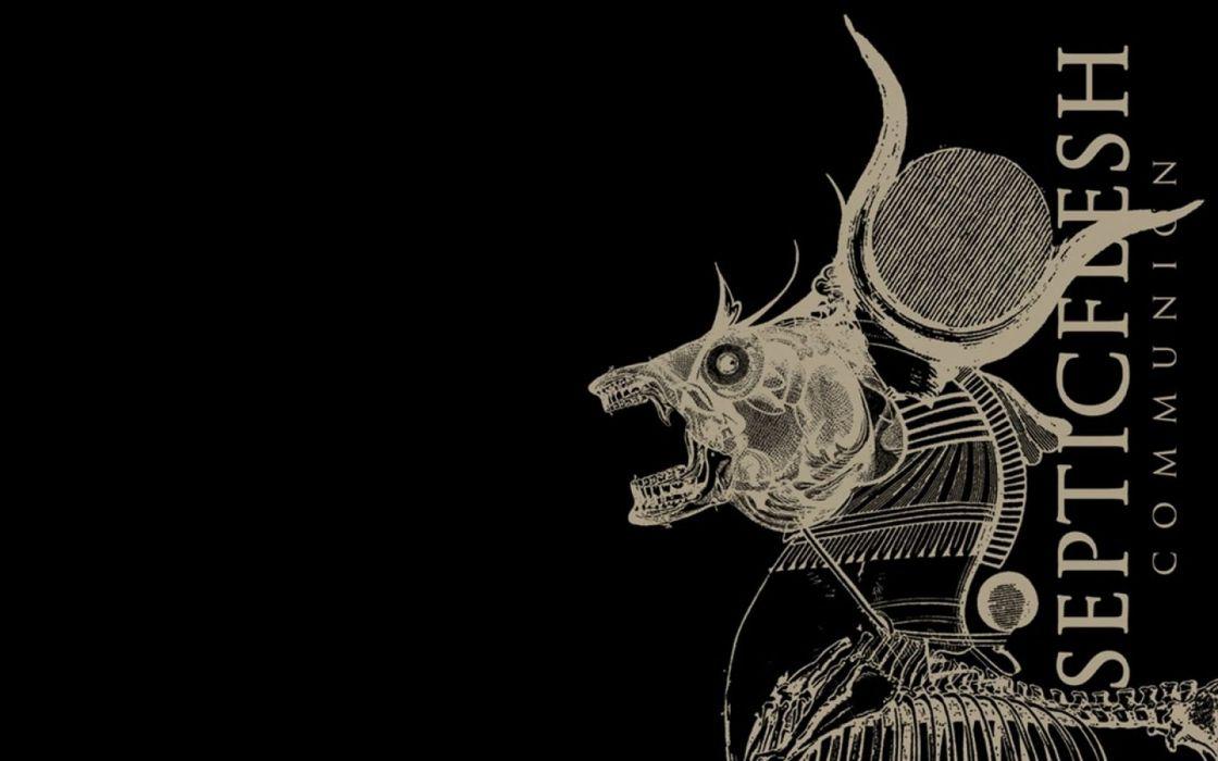 SEPTICFLESH death metal heavy symphonic dark demon wallpaper