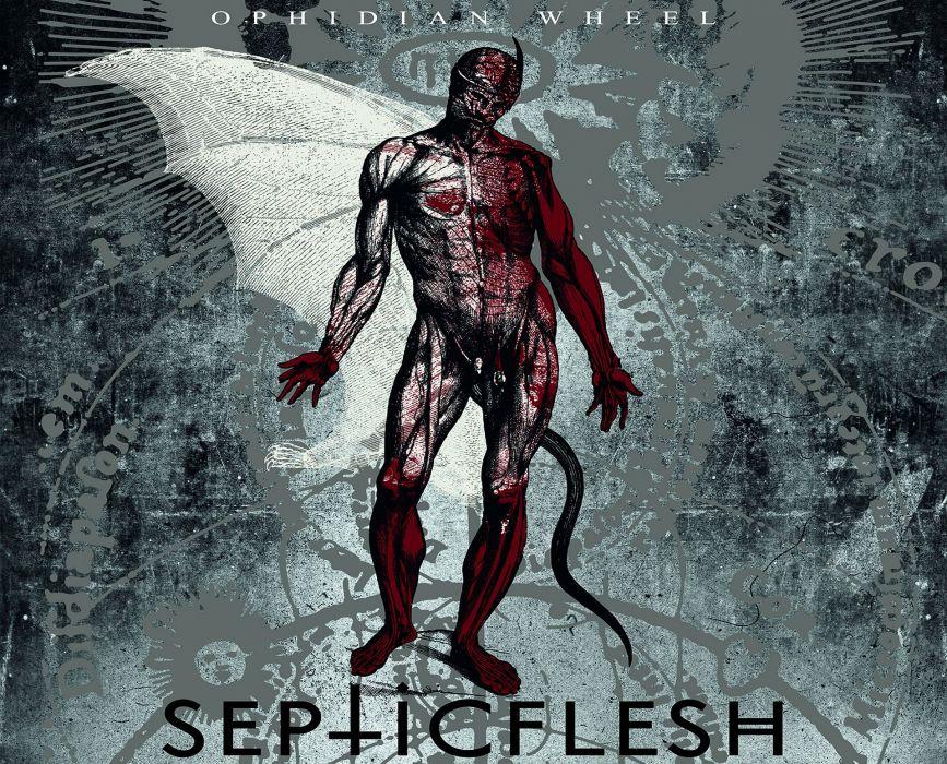 SEPTICFLESH death metal heavy symphonic dark occult satanic evil wallpaper