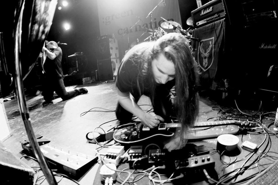 AGALLOCH doom folk metal black progressive heavy guitar wallpaper