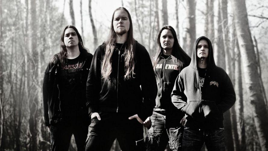 INSOMNIUM melodic death metal heavy doom progressive wallpaper
