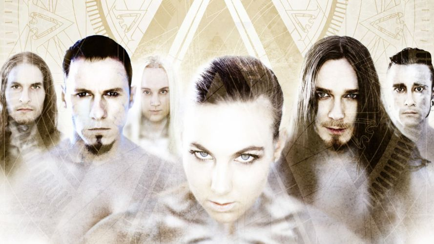 AMARANTHE power melodic death metal heavy metalcore wallpaper