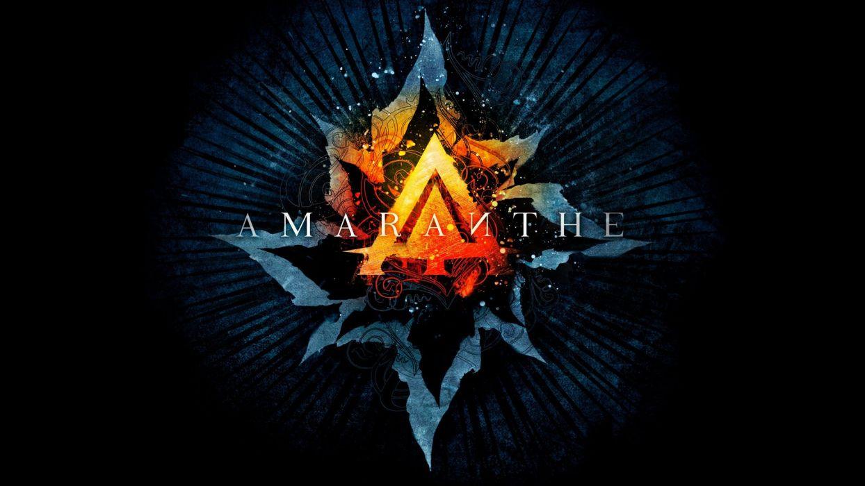 AMARANTHE power melodic death metal heavy metalcore wallpaper
