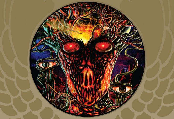 REVOCATION technical death metal thrash heavy dark skull psychedelic wallpaper