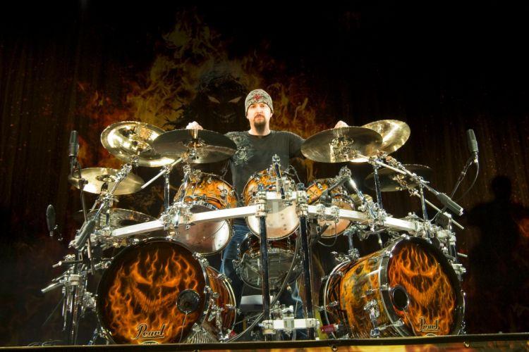 DISTURBED heavy metal alternative metal hard rock nu-metal drums wallpaper