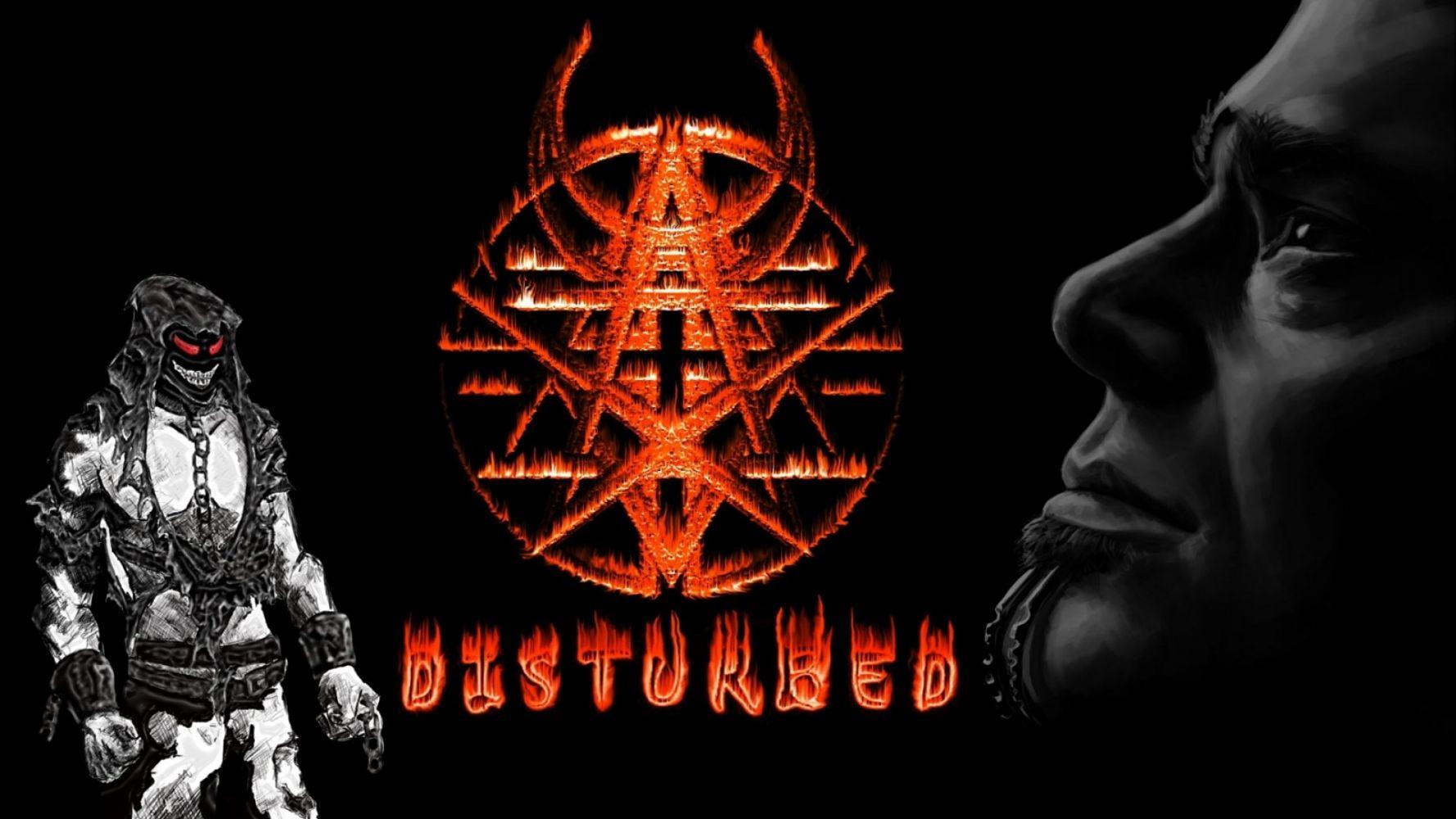 disturbed logo wallpaper - HD1778×1000