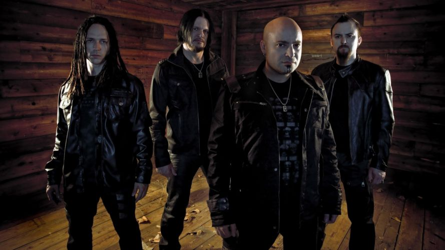 DISTURBED heavy metal alternative metal hard rock nu-metal wallpaper