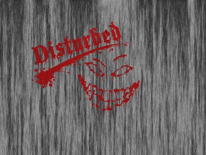 DISTURBED heavy metal alternative metal hard rock nu-metal wallpaper