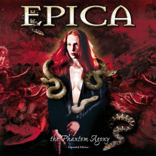 EPICA Simone Simons symphonic metal power heavy snake babe sexy dark wallpaper
