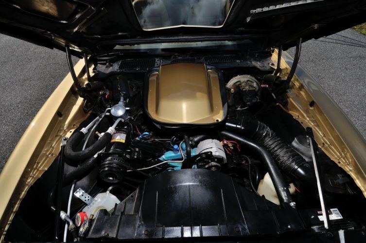 1978 Pontiac Firebird Trans-Am Gold muscle wallpaper
