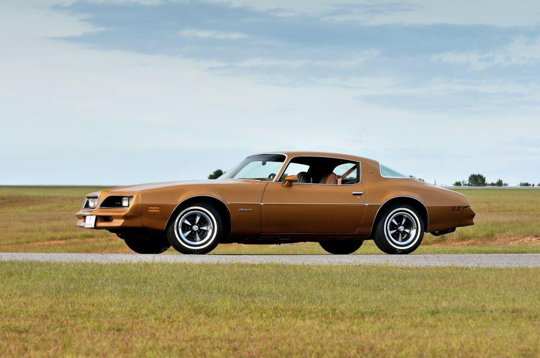 1977 Pontiac Firebird Esprit muscle wallpaper
