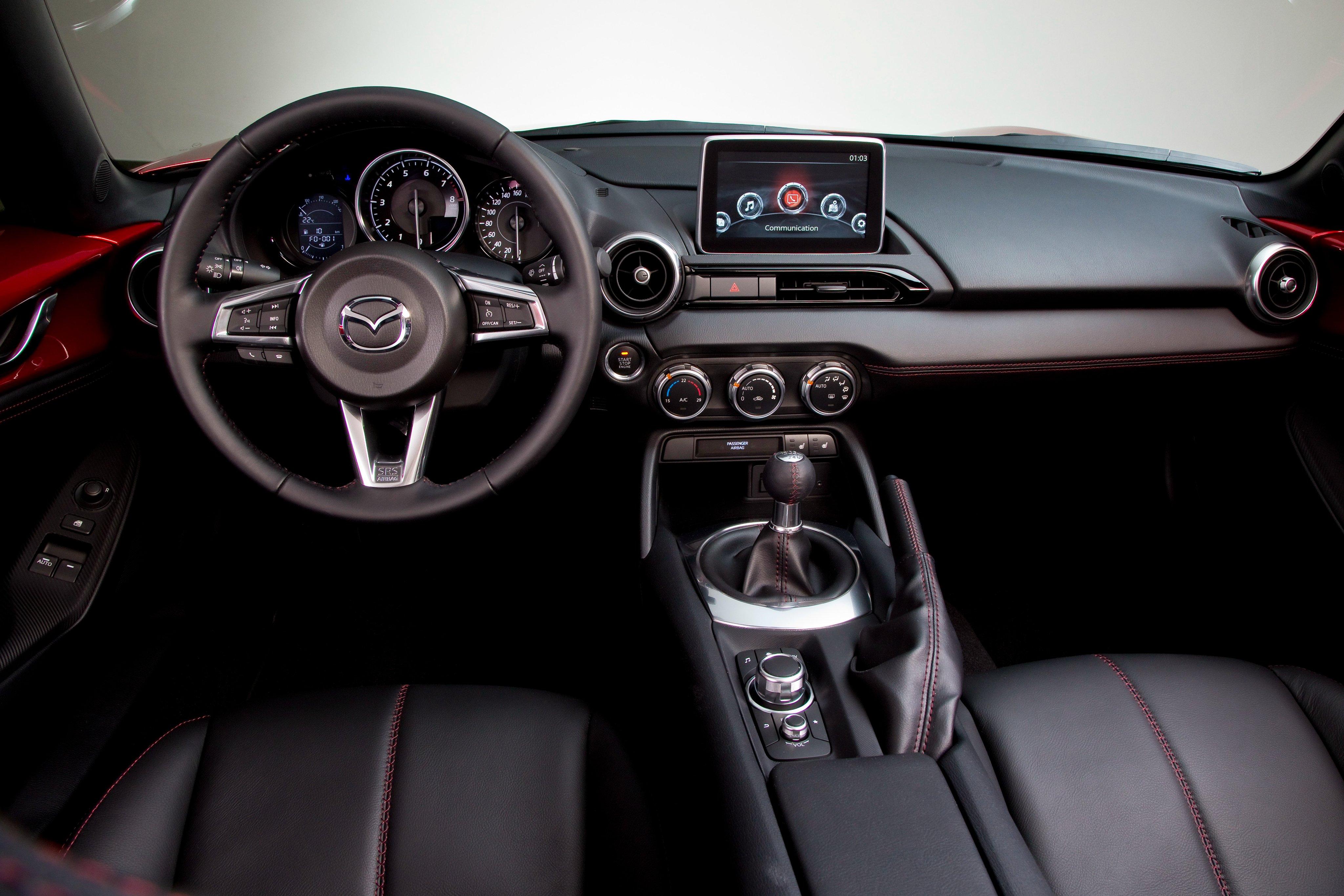 Mazda 5 2017 Interior >> 2015 Mazda MX-5 (N-D) roadster wallpaper | 4096x2731 | 492762 | WallpaperUP