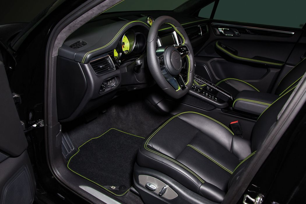 2014 TechArt Porsche Macan (95B) tuning wallpaper