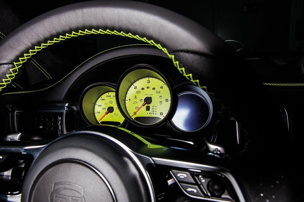 2014 TechArt Porsche Macan (95B) tuning wallpaper