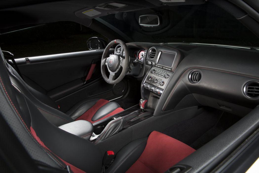 2015 Nissan GT-R Nismo US-spec R35 gtr supercar wallpaper