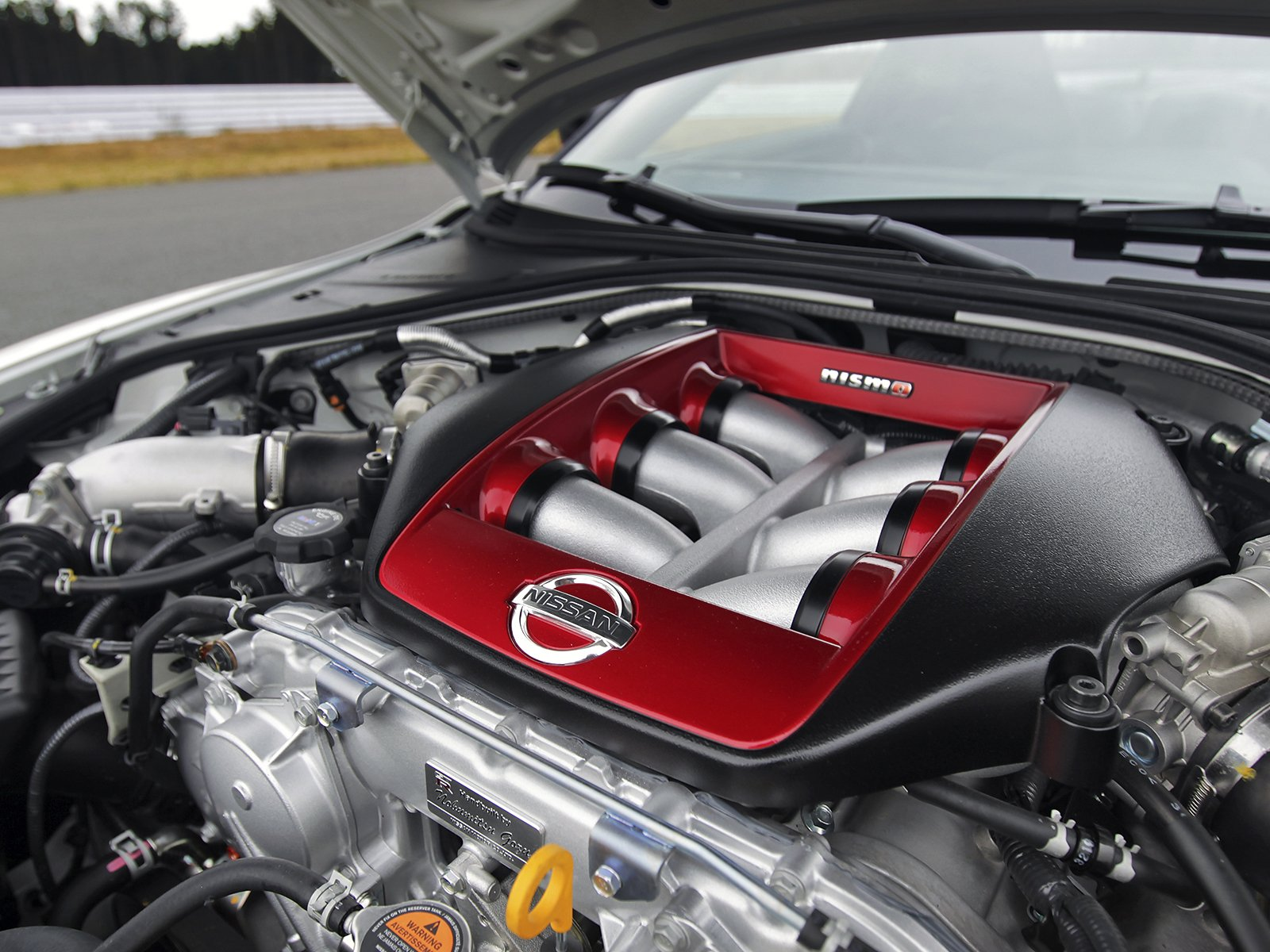 2015 Nissan GTR Nismo USspec R35 gtr supercar wallpaper