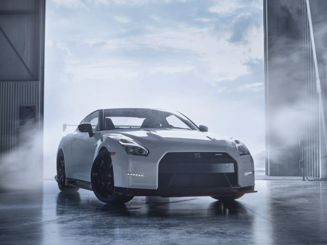 2015 Nissan GT-R Nismo US-spec R35 gtr supercar wallpaper