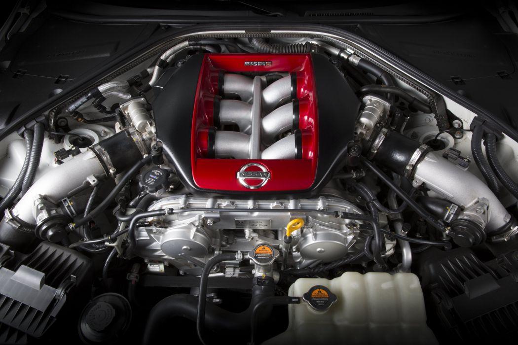 2015 Nissan GT R Nismo US Spec R35 Gtr Supercar Wallpaper