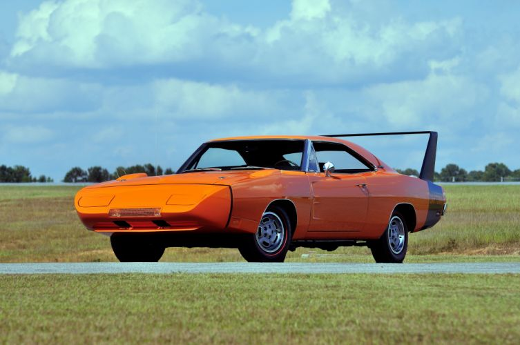 1969 Dodge Charger Daytona muscle classic wallpaper