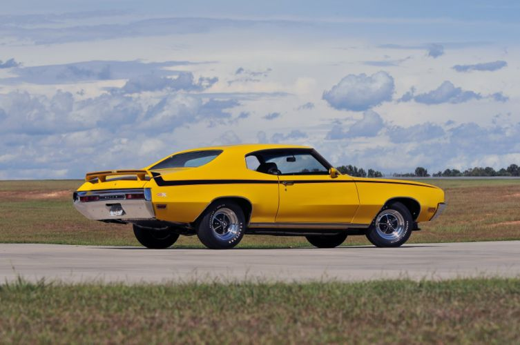 1970 Buick GSX (44637) muscle classic wallpaper