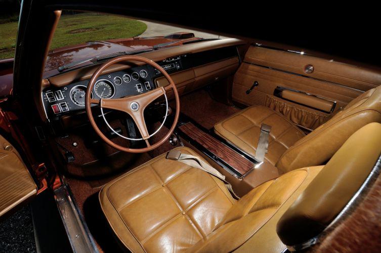 1969 Dodge Charger Daytona Hemi muscle classic wallpaper