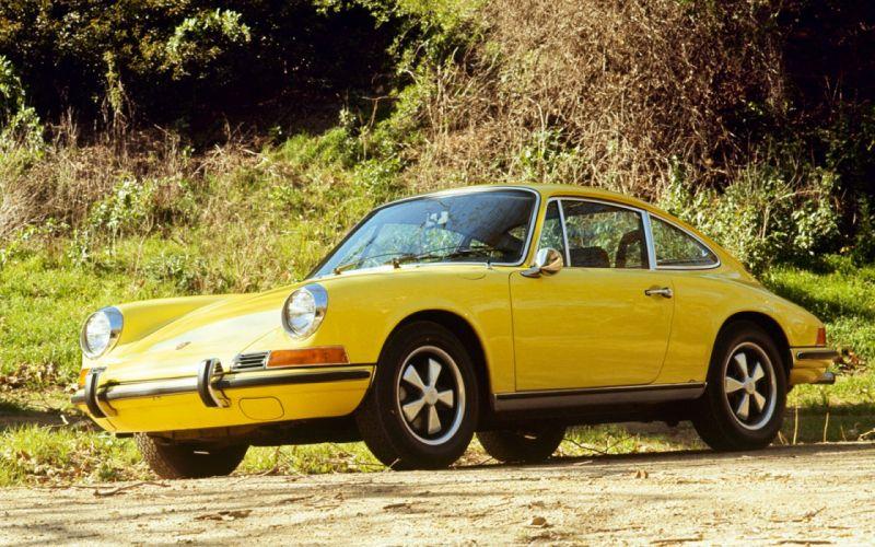 1968 Porsche 911 S Coupe (901) classic wallpaper