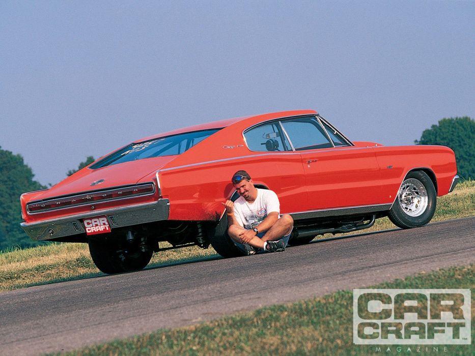 1966 Dodge classic Charger muscle cars mopar usa wallpaper ...