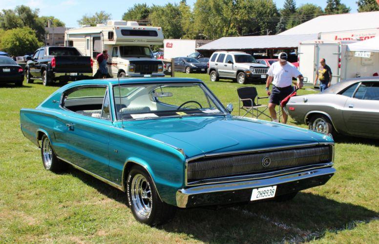 1967 cars charger classic Dodge mopar muscle USA wallpaper