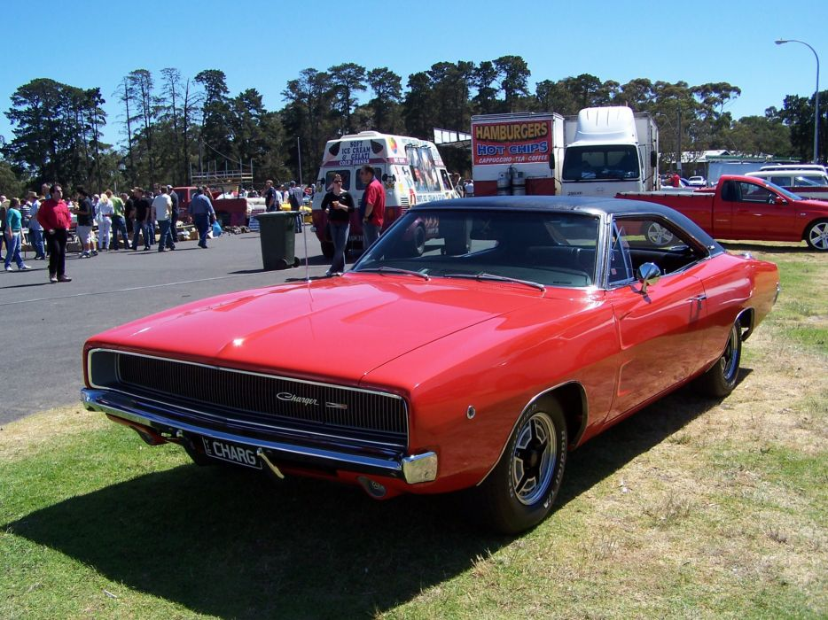 1968 cars charger classic Dodge mopar muscle USA wallpaper