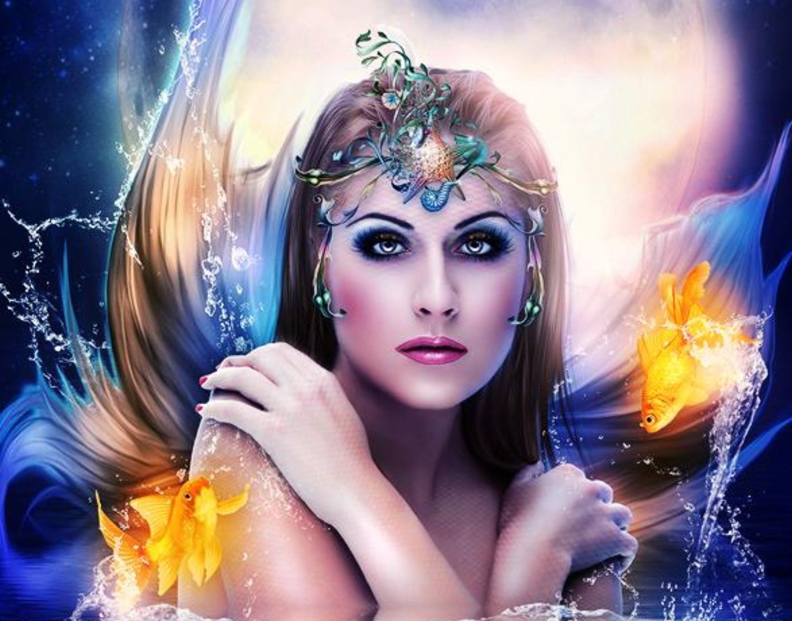 Beautiful Woman Fantasy Girl Wallpaper 2780x2180 493603