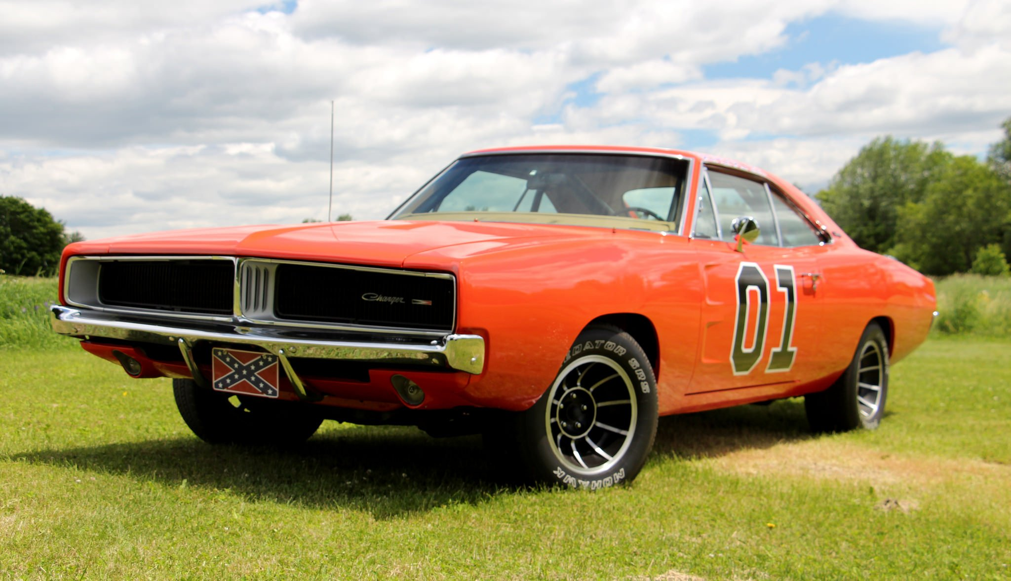 1969 Dodge Charger General Lee Classic Muscle Car For Sale: 1969 Charger Classic Dodge General Hot Lee Mopar Muscle