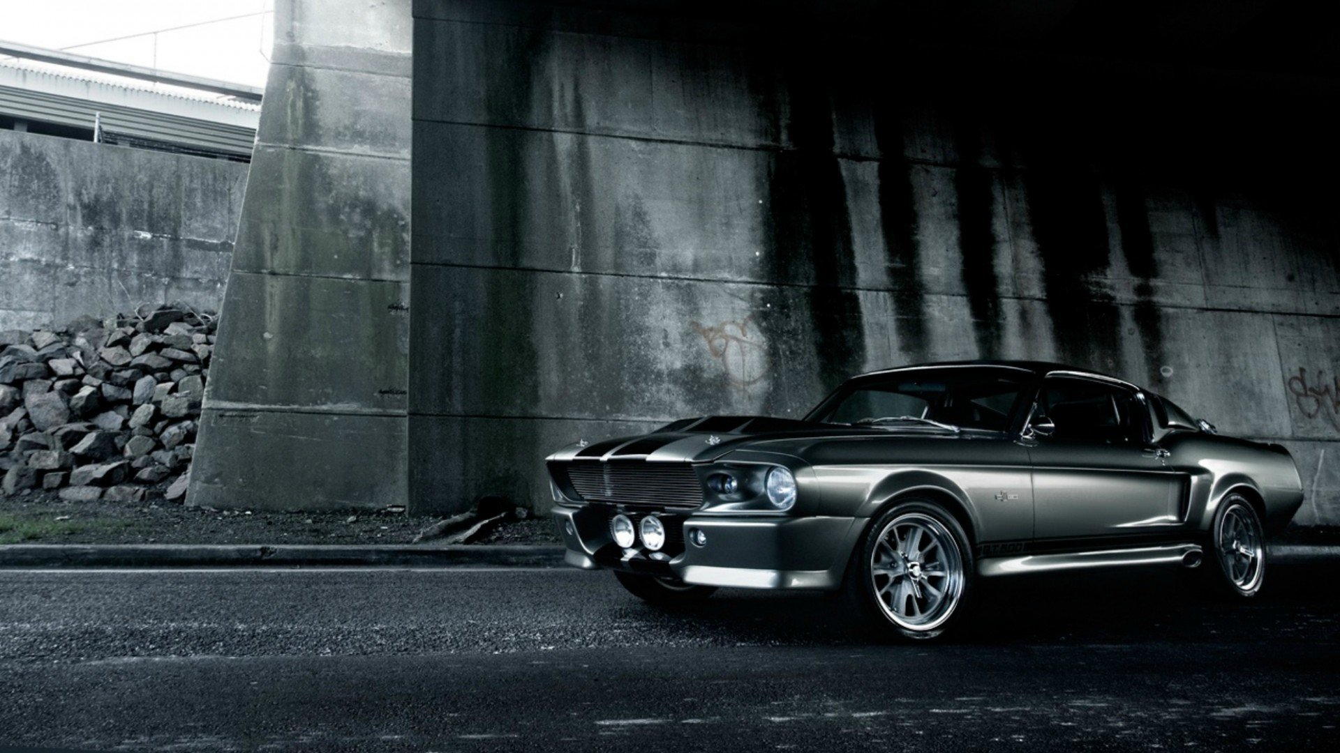 1967 classic cobra eleanor Ford GT500 hot muscle Mustang ...