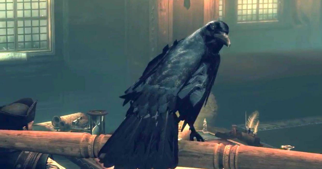 RAVENS CRY fantasy action adventure rpg pirate ship raven crow dark wallpaper
