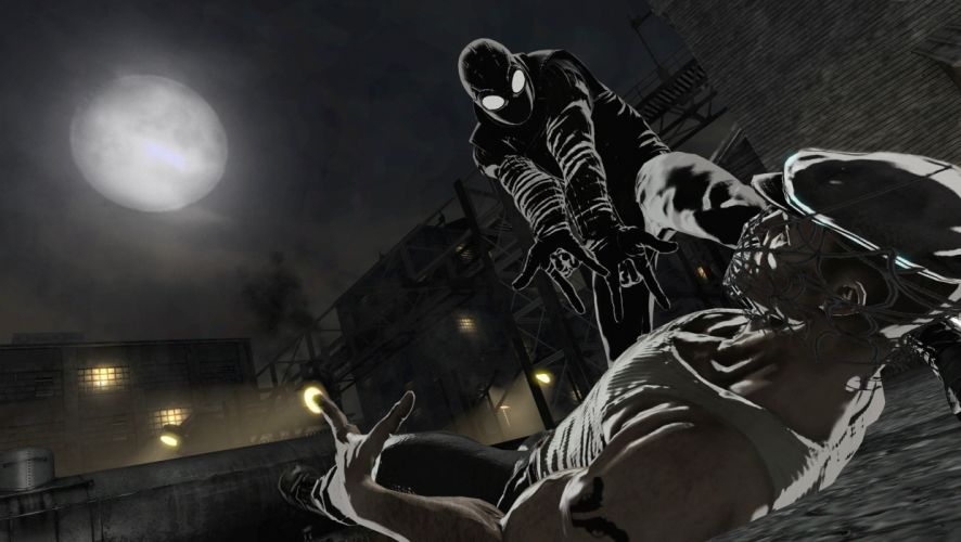 SPIDER-MAN Shattered Dimensions action adventure superhero platform stealth spiderman spider fighting wallpaper