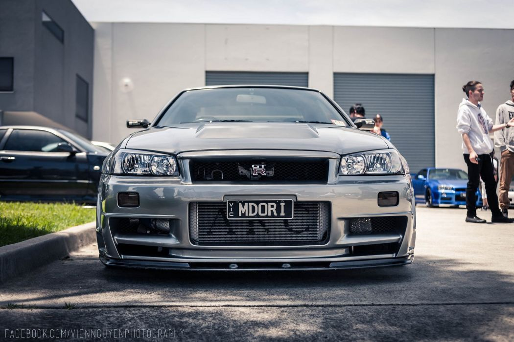nissan gtr r-34 coupe japan cars wallpaper