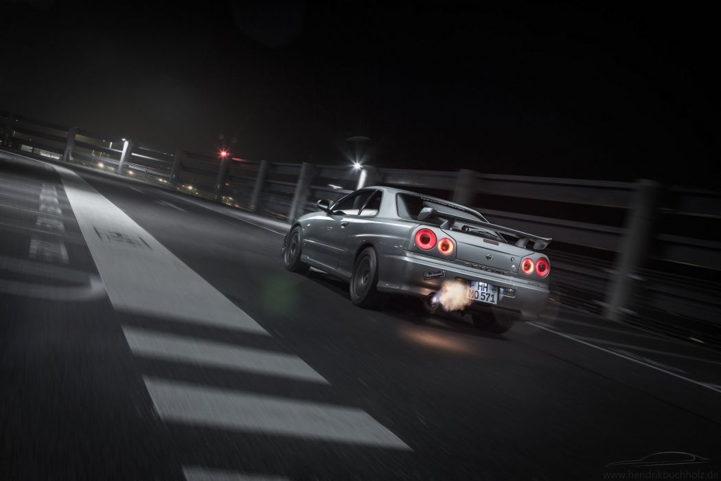 nissan gtr r-34 coupe japan cars wallpaper