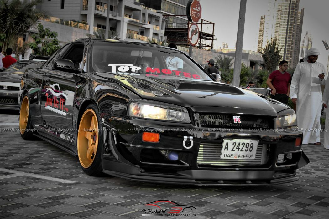 Nissan Gtr R 34 Coupe Japan Cars Wallpaper 2048x1365
