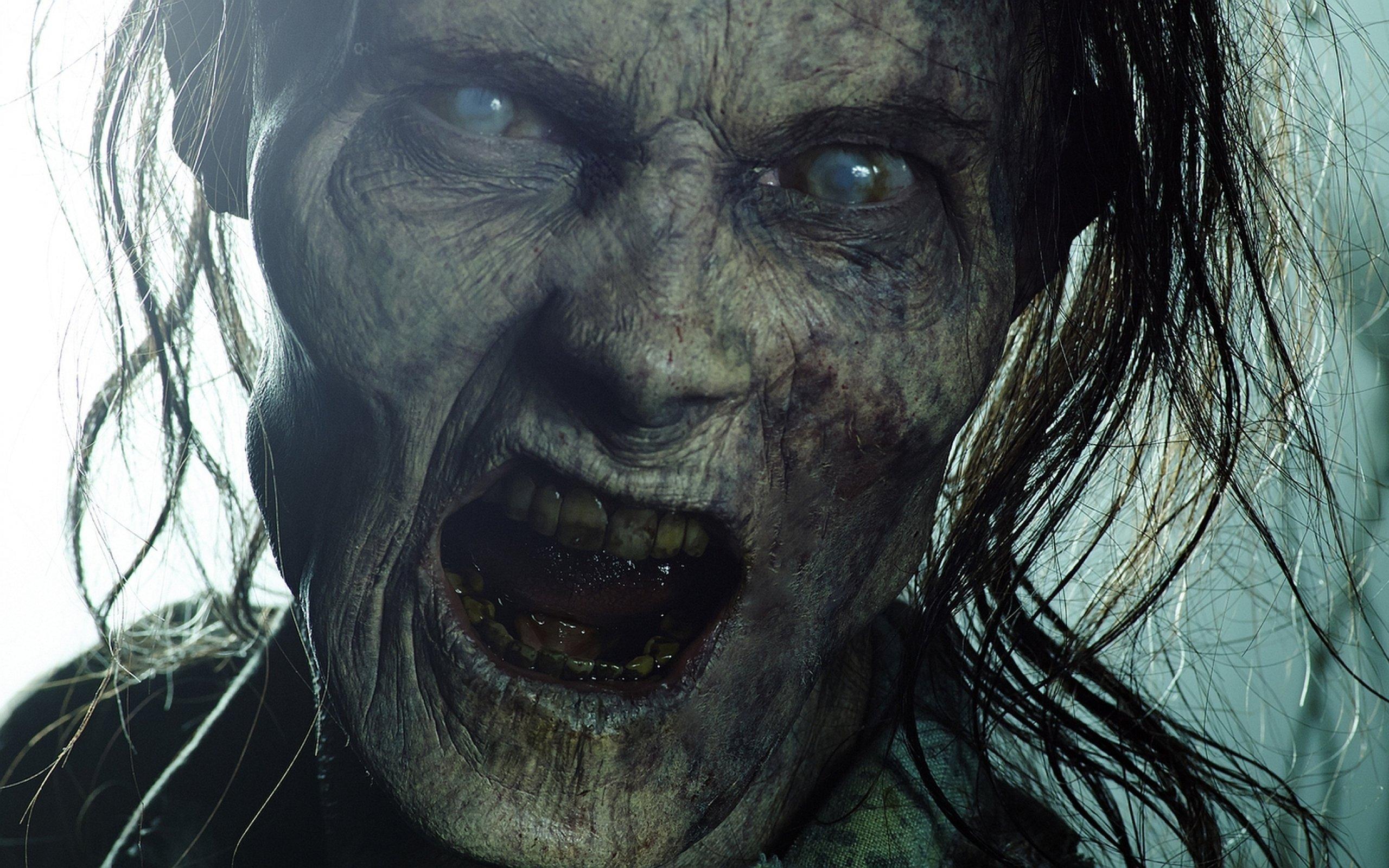 THE WALKING DEAD dark horror zombie series apocalyptic ...