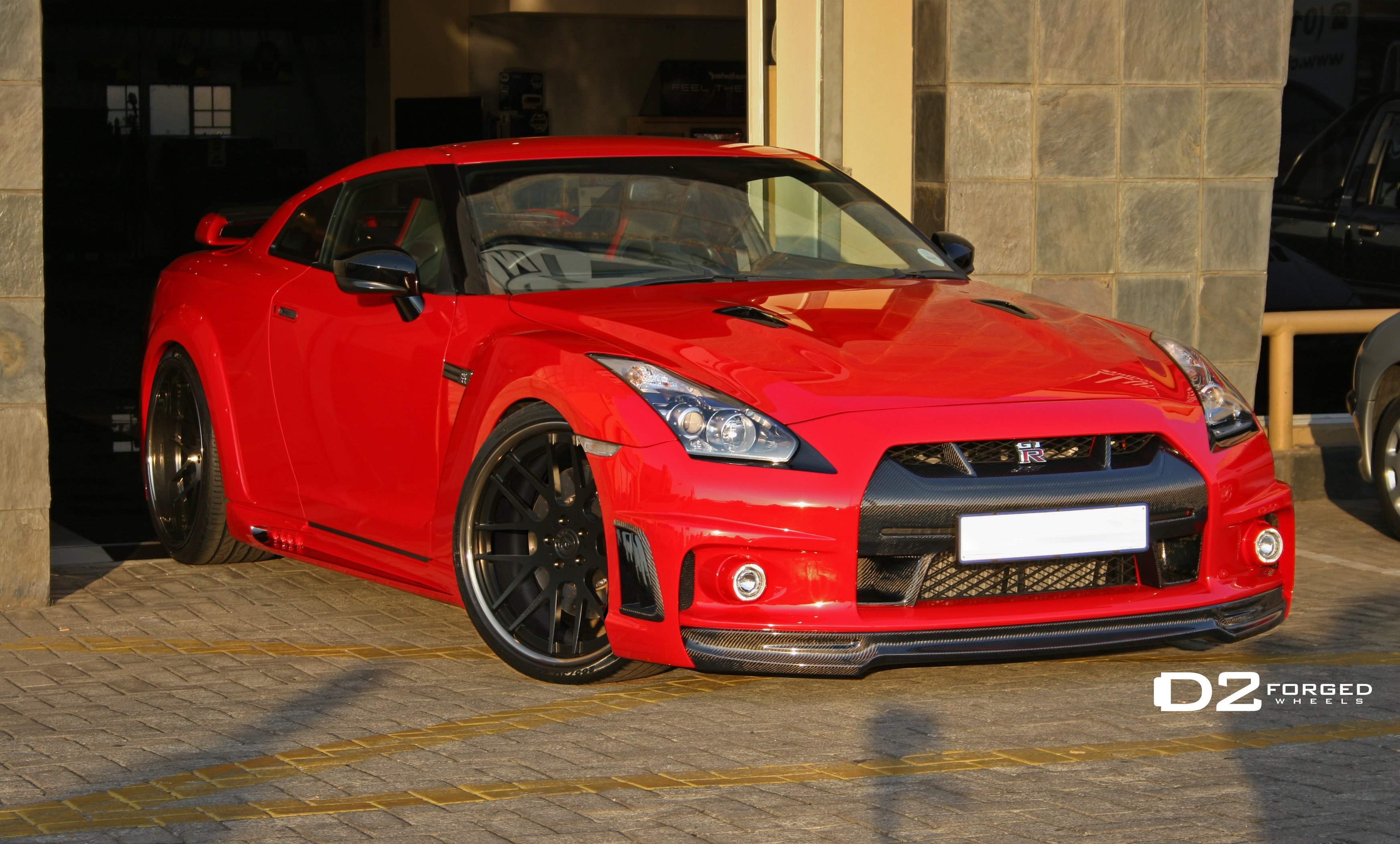 Gt R Nismo Nissan R35 Tuning Supercar Coupe Japan Cars Red