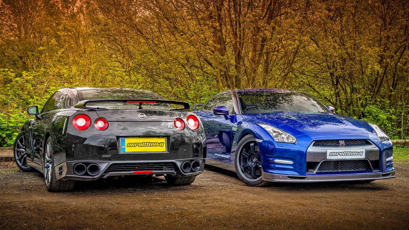 gt r nismo nissan r35 tuning supercar coupe japan cars blue bleu blu wallpaper 1600x900. Black Bedroom Furniture Sets. Home Design Ideas