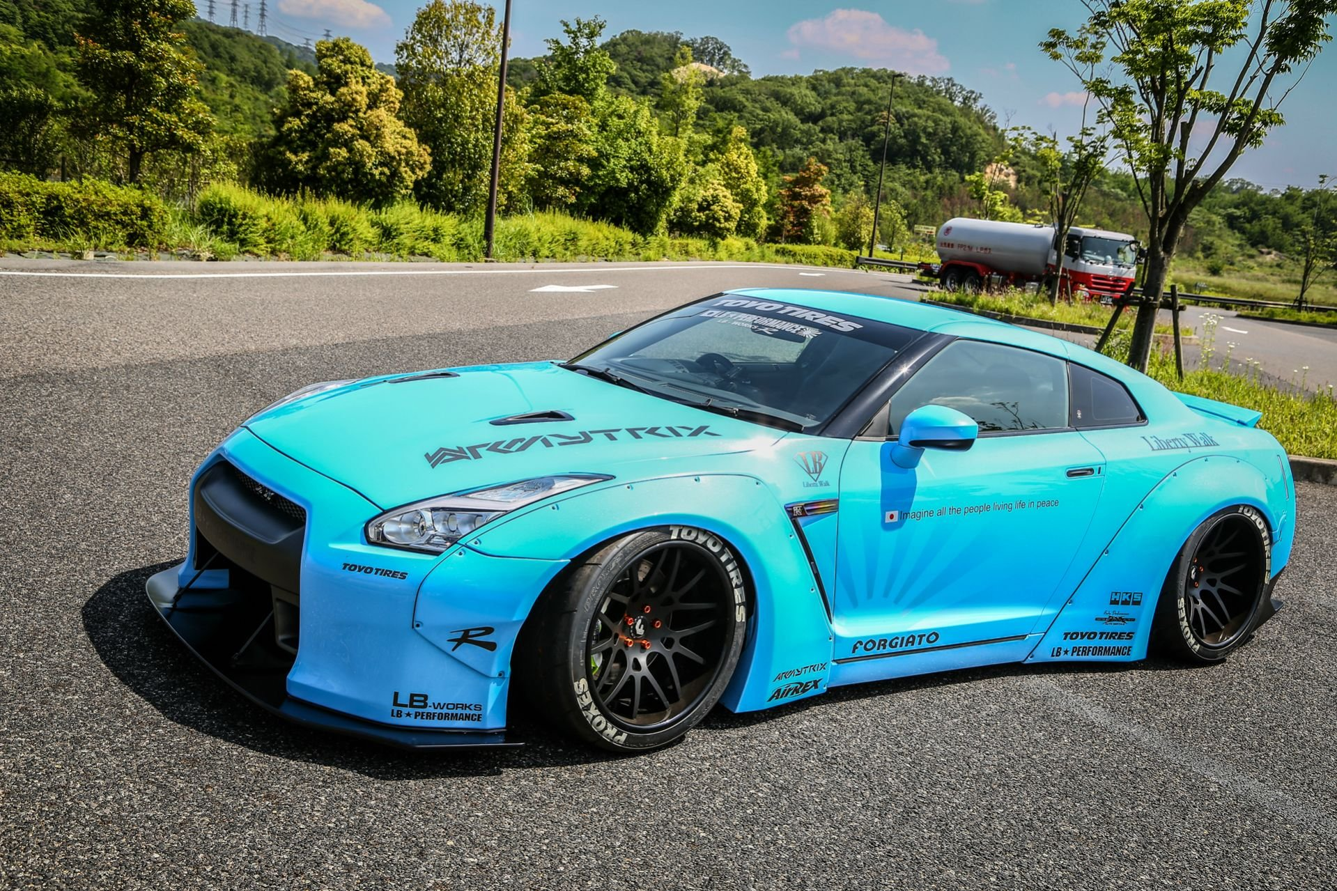 Gt R Nismo Nissan R35 Tuning Supercar Coupe Japan Cars