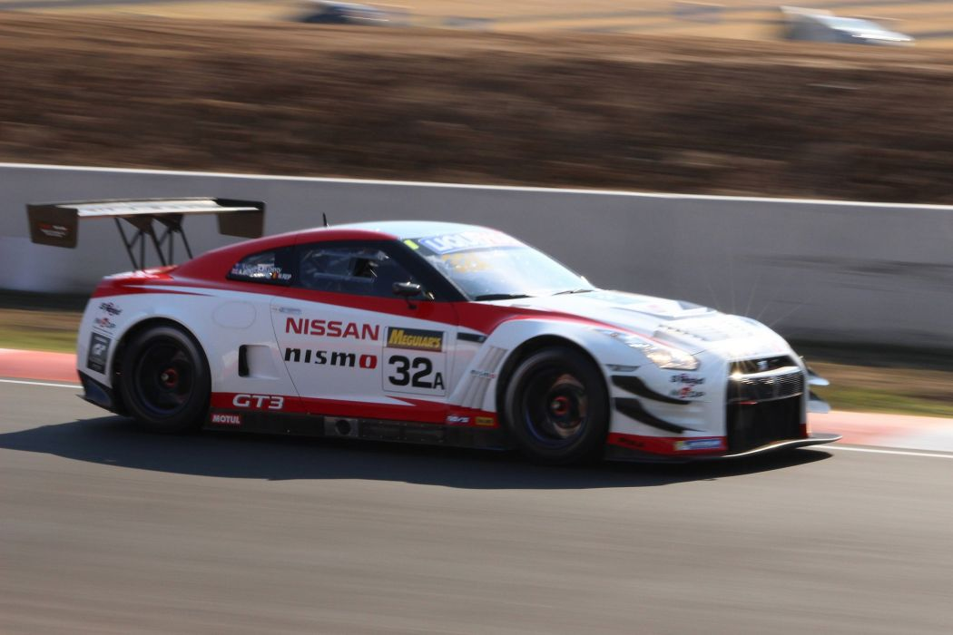 GT-R nismo Nissan R35 TUNING Supercar coupe japan cars race wallpaper