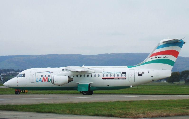 British Aerospace BAe airliner airplane plane transport aircrafts wallpaper
