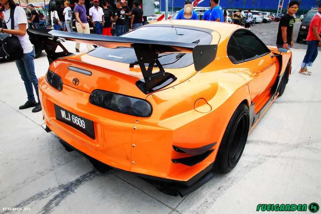 toyota supra tuning cars coupe japan turbo wallpaper